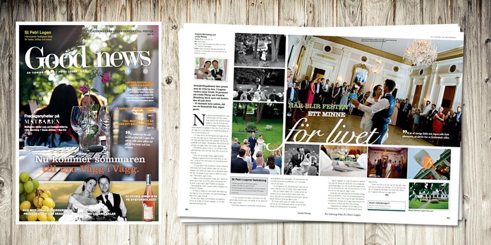 Tidningen Good News
